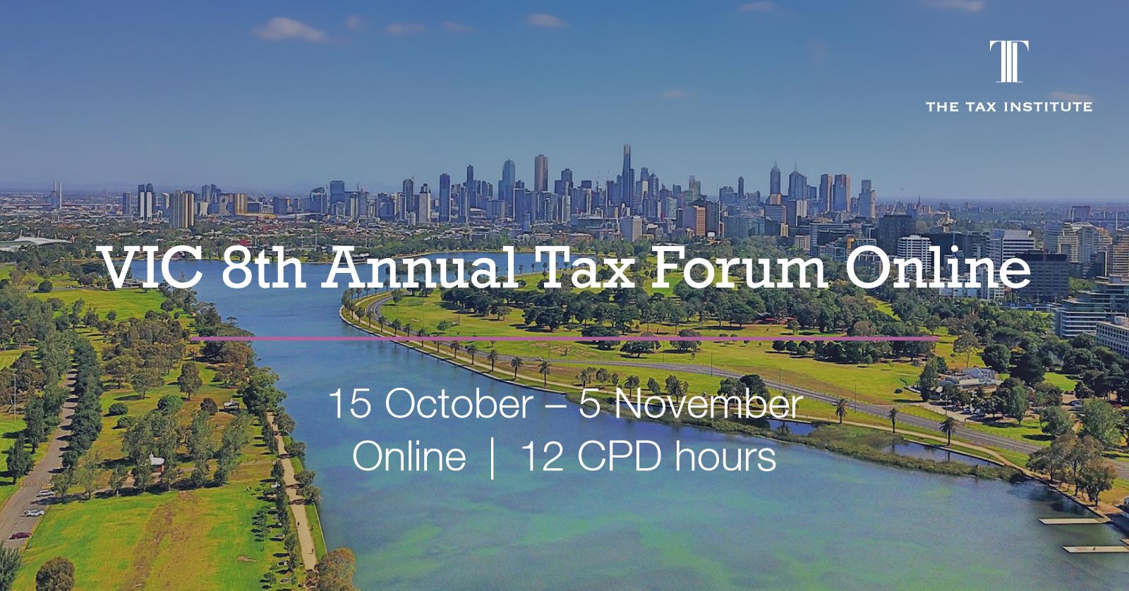 0217VIC_VIC_8th_Annual_Tax_Forum_Facebook-LinkedIn-1200x628-png