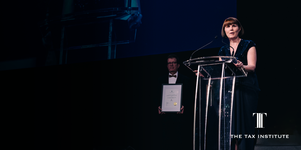 Julianne Jaques CTA of the Year Award
