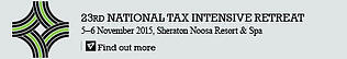 http://www.taxinstitute.com.au/professional-development/conventions-and-retreats/national-tax-intensive-retreat/23rd-national-tax-intensive-retreat