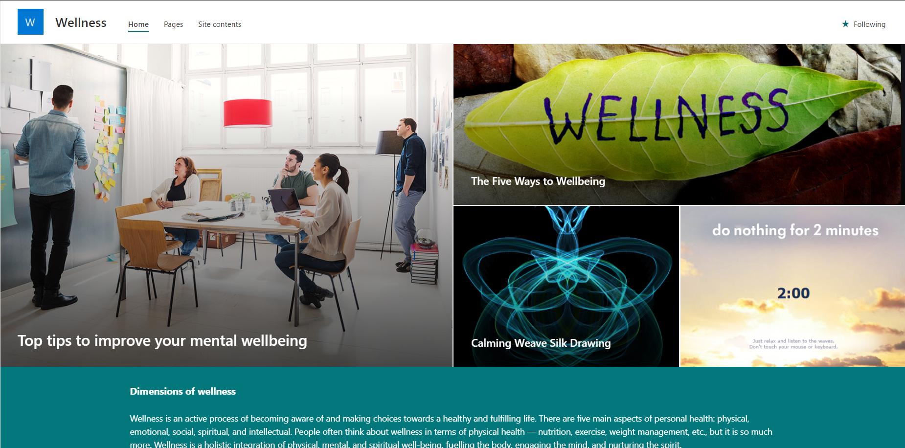 wellness-hub