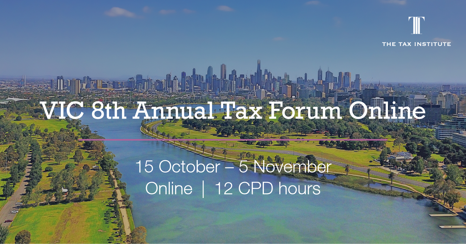 Vic 8th Annual Tax Forum Event