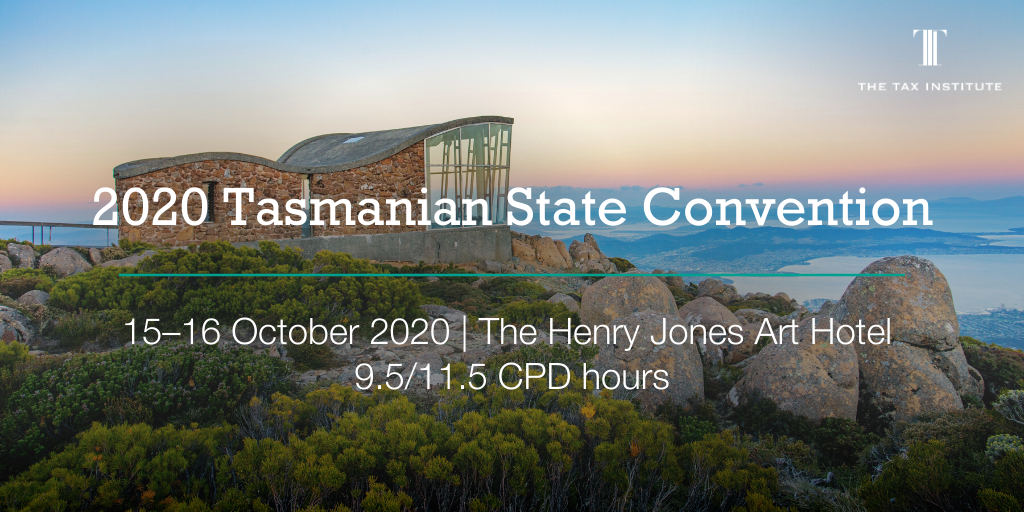 2020 Tasmanian State Convention