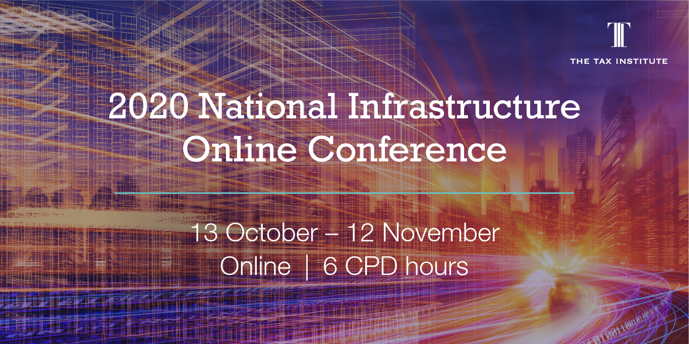 2020 National Infrastructure Conference